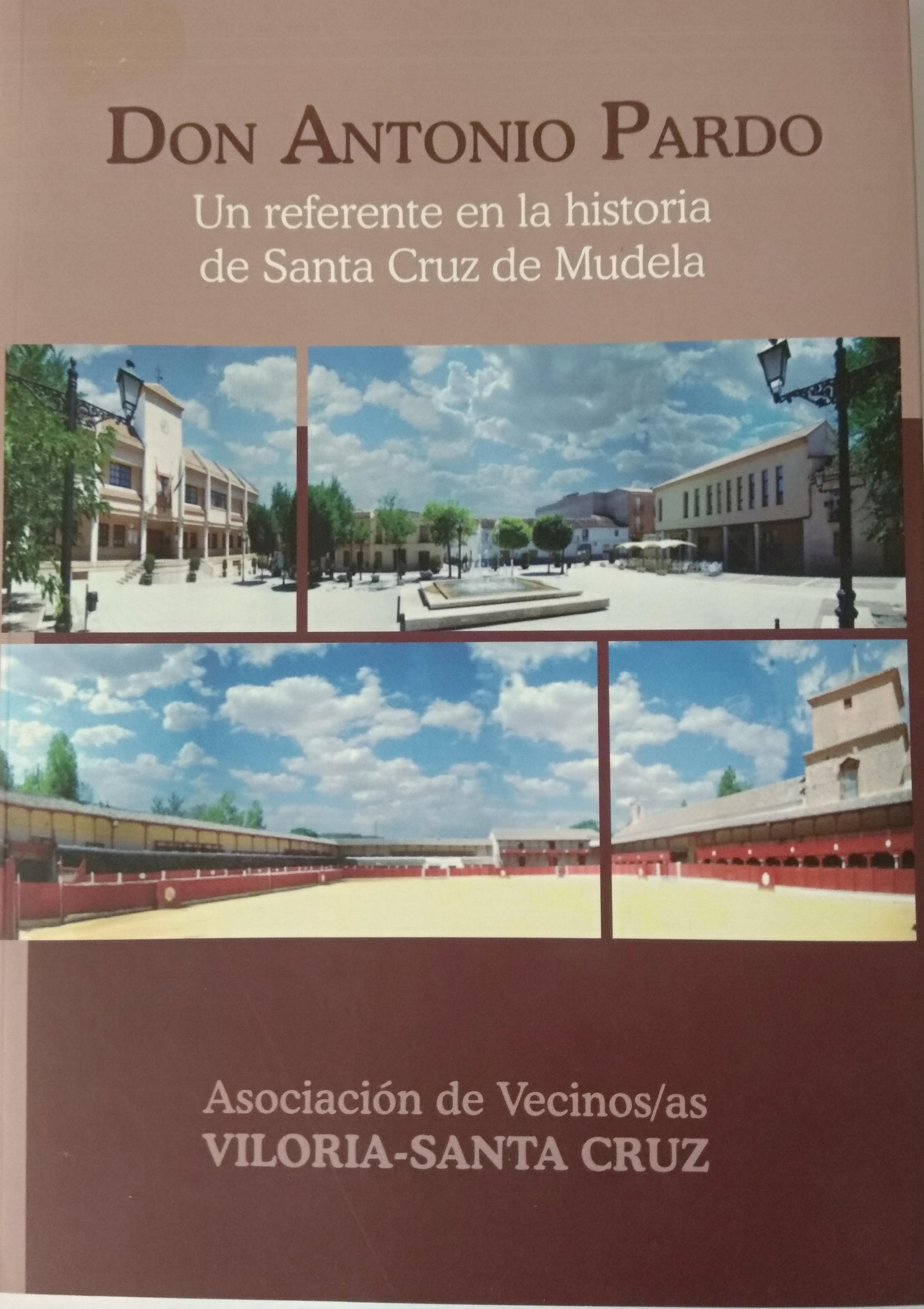 DON ANTONIO PARDO Historia de Santa Cruz de Mudela