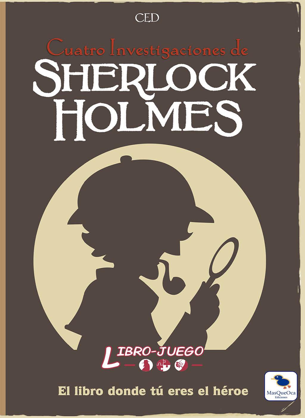 CUATRO INVESTIGACIONES DE SHERLOCK HOLMES
