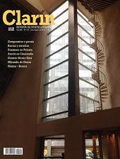 Clarin 112 revista nueva literatura