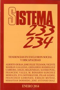 Revista sistema 233 enero 2014