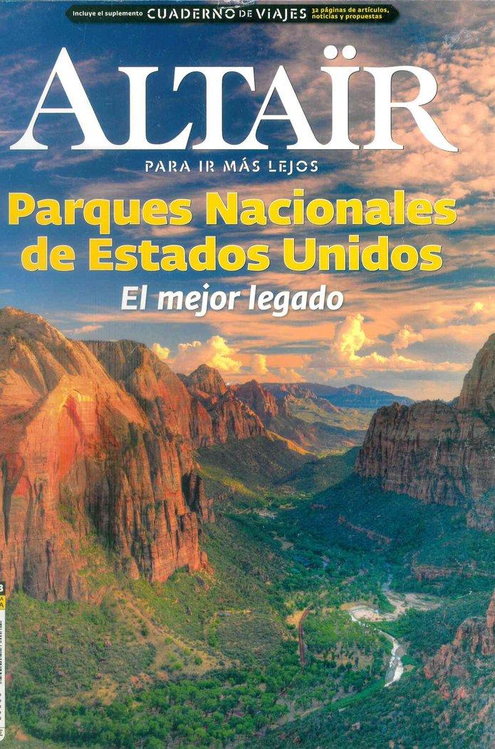 Altair 83 parques nacionales de estados unidos