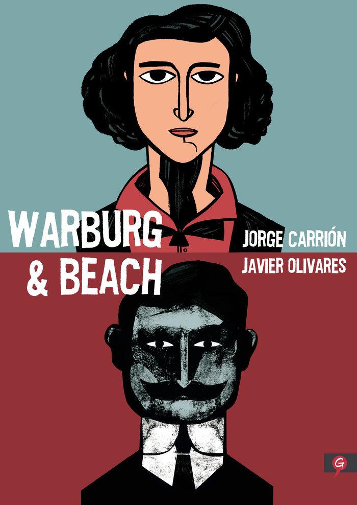 Warburg & beach firmado