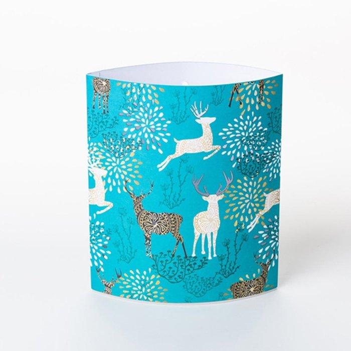 Dreamlight lampara carton led deer pattern drs