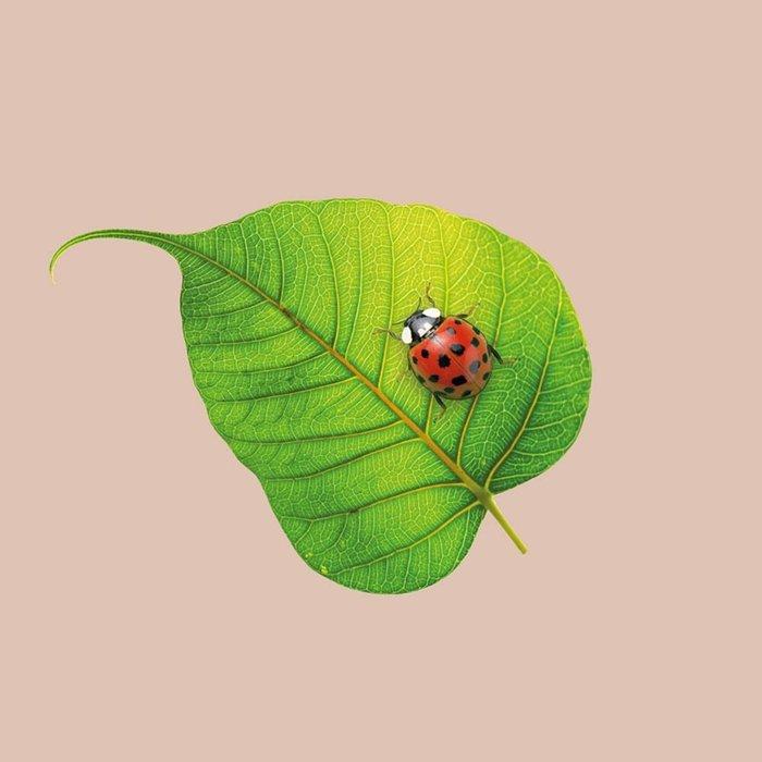 Servilletas bambu 20u ladybug bn145