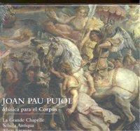 Joan pau pujol musica para el corpus cd