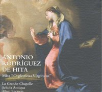 Cd misa o gloriosa virginum