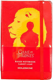 Bloc de notas edicion limitada game of thrones pocket t/d r