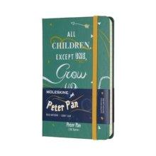 Libreta clasica ed limitada peter pan pocket rayada indians