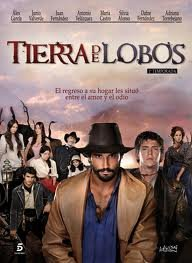 Tierra de lobos 1ª temporada 5 dvd