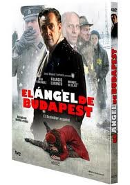 Angel de budapest dvd de tve,el