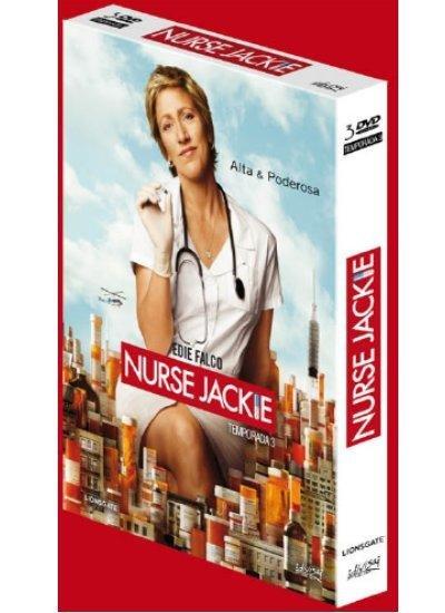 Nurse jackie (3 dvd) 3ªtemporada