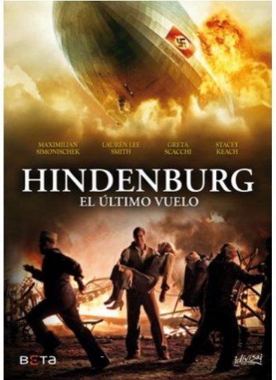 Digipack hindenburg el ultimo vuelo 1 dvd