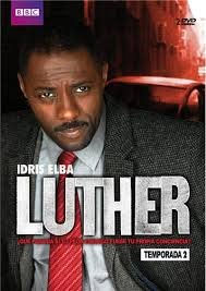 Luther 2ª temporada 2 dvd
