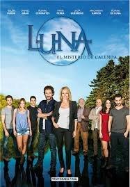 Luna el misterio de calenda 2ª temporada 3 dvd