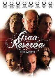 Gran reserva 3ª temporada 6 dvd