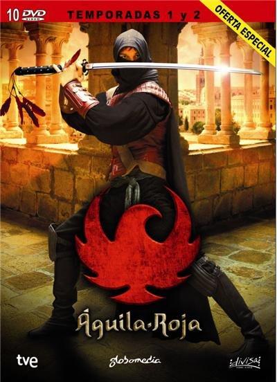 Aguila roja temporadas 1 y 2 (10 dvd) pack