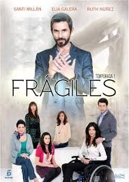 Fragiles 1ª temporada 3 dvd