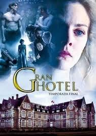 Gran hotel 3ª temporada 8 dvd