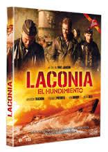 Laconia el hundimiento dvd