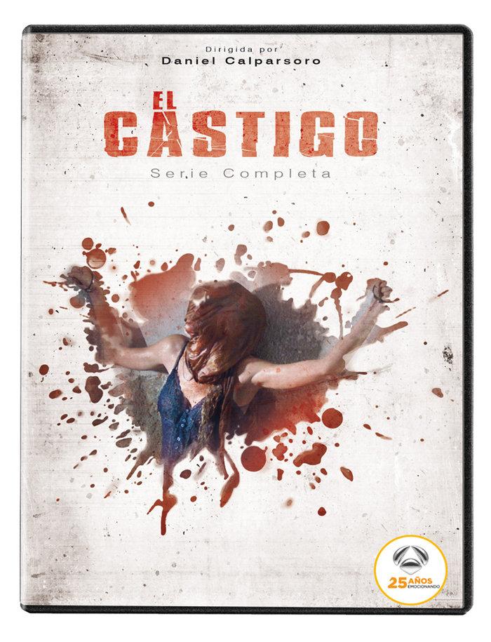 Castigo serie completa 25 aniversario a3 dvd