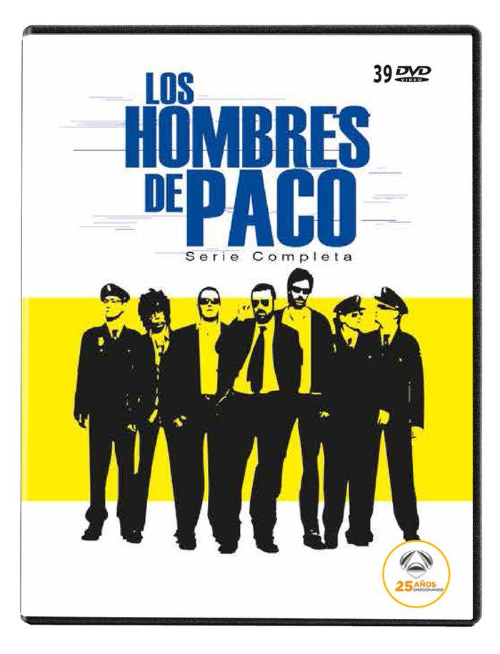 Hombres de paco,los serie completa 25 aniversario a3 39 dvd