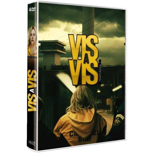 Vis a vis 1ª temporada 4dvd