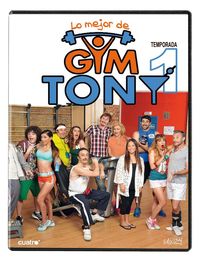 Lo mejor de gym tony temporada 1 dvd