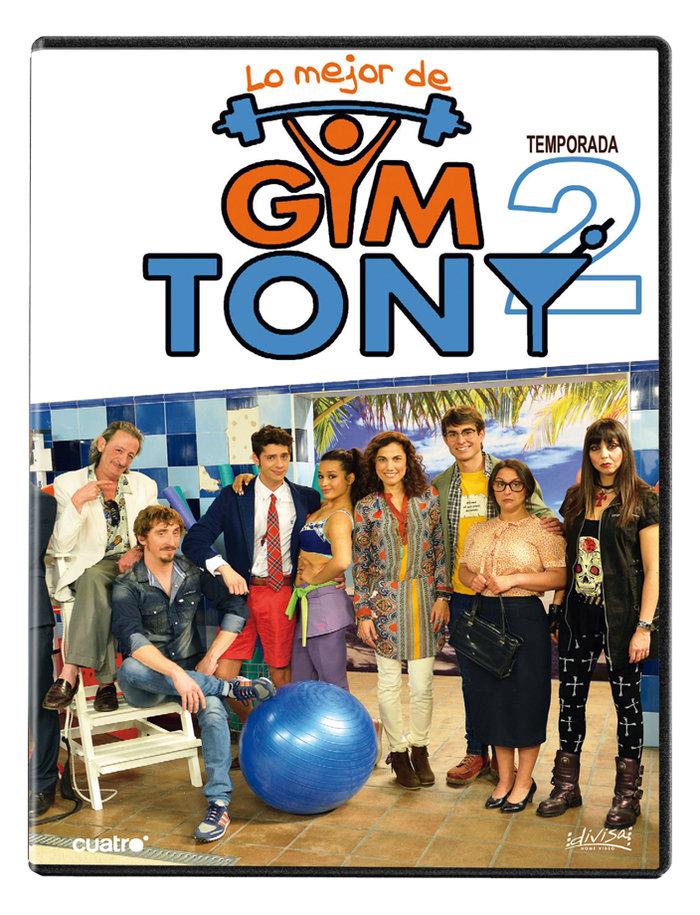 Lo mejor de gym tony temporada 2dvd