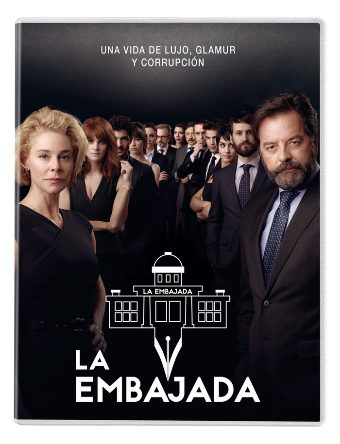 Embajada,la 4 dvd