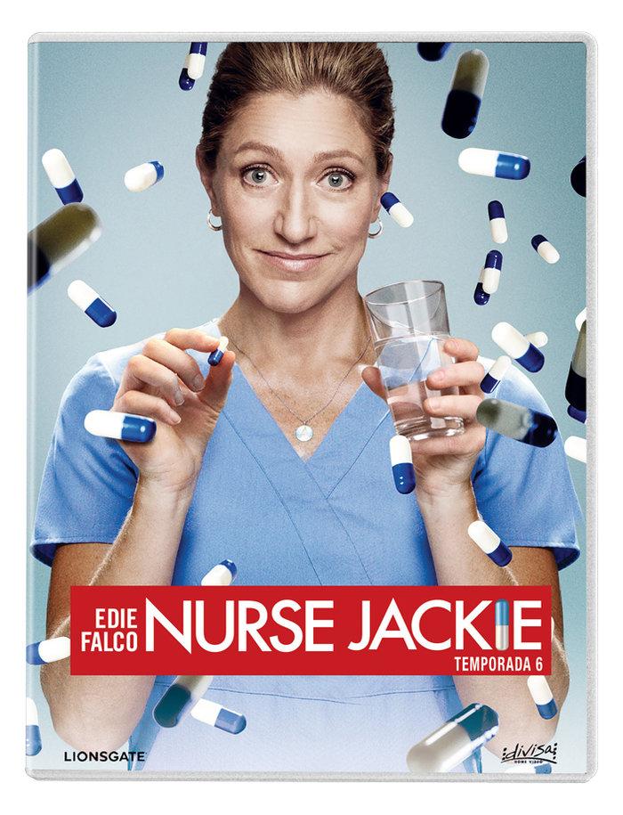 Nurse jackie 6ª temporada 2 dvd