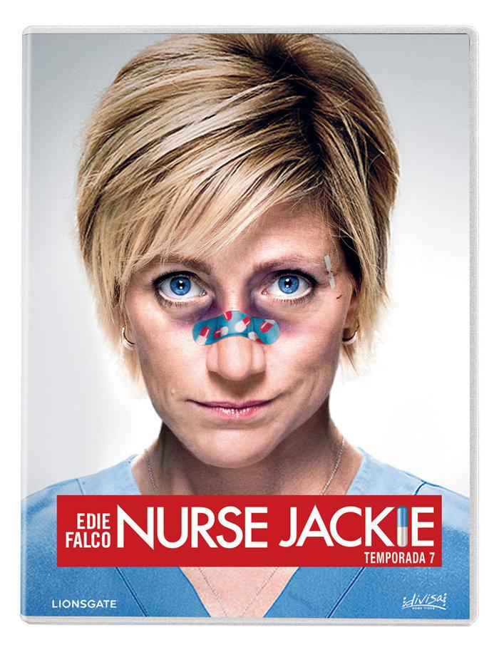 Nurse jackie 7ª temporada 2 dvd