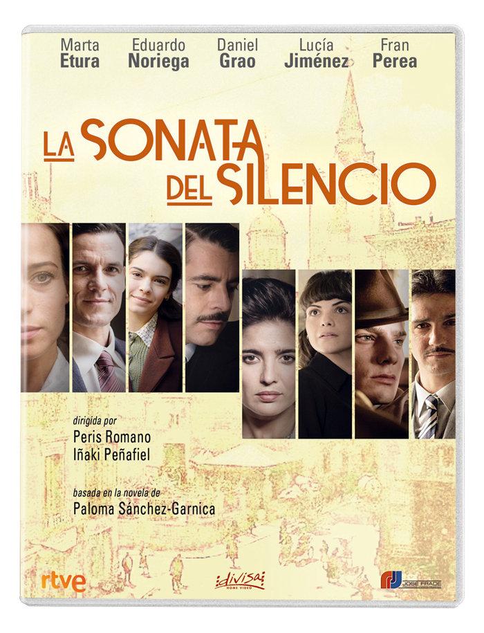Sonata del silencio,la 3 dvd