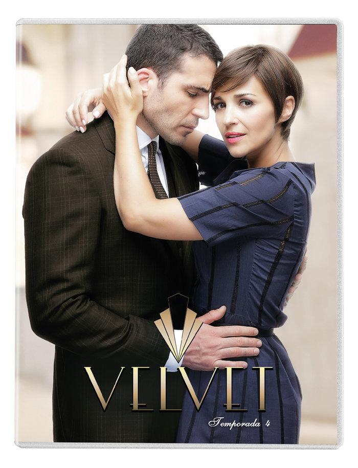 Velvet 4 temporada 4 dvd