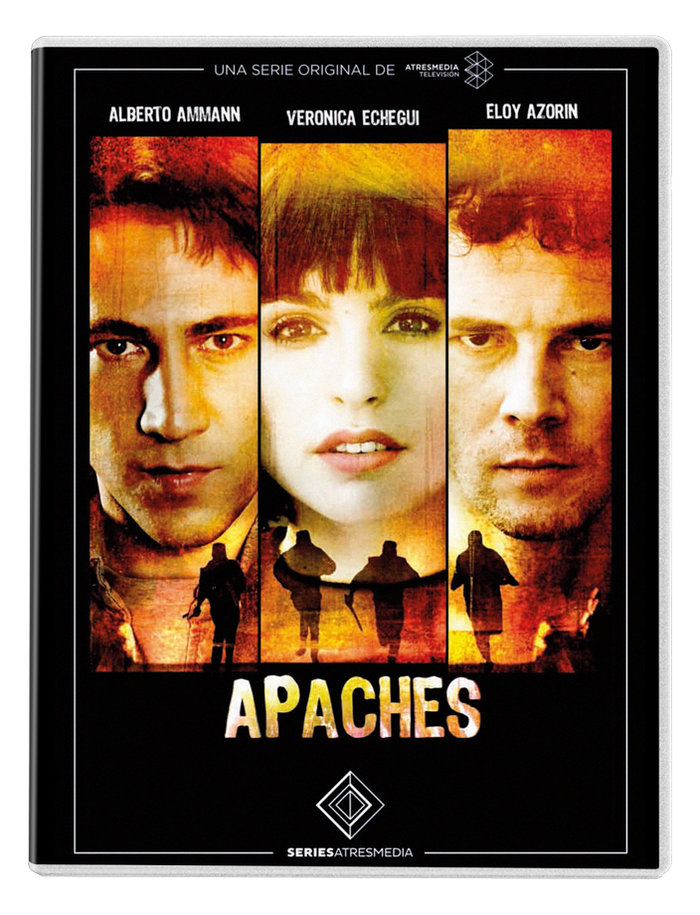 Apaches serie completa dvd