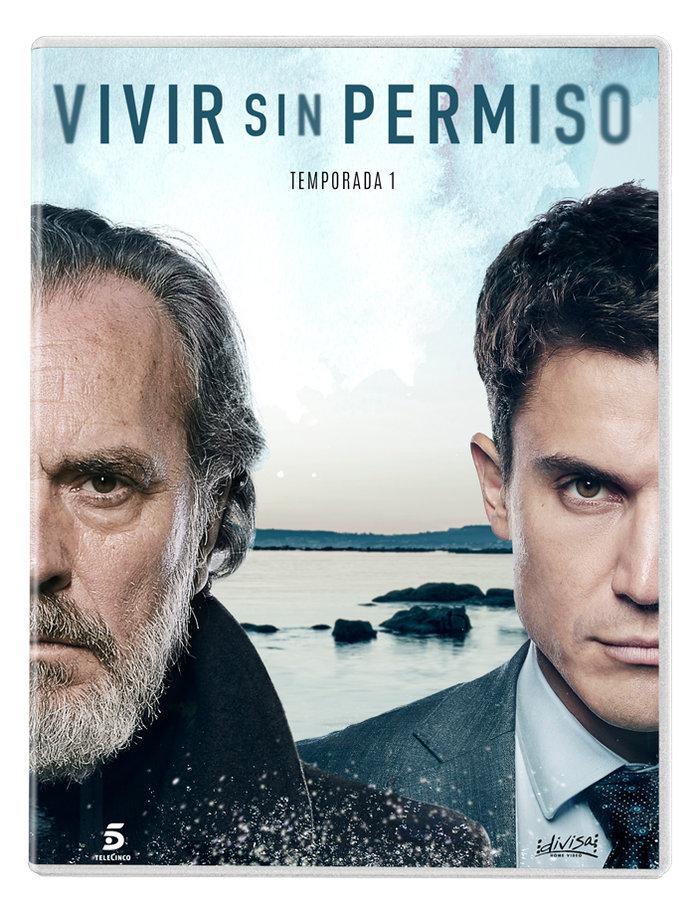 Vivir sin permiso 1ª temporada 5 dvd