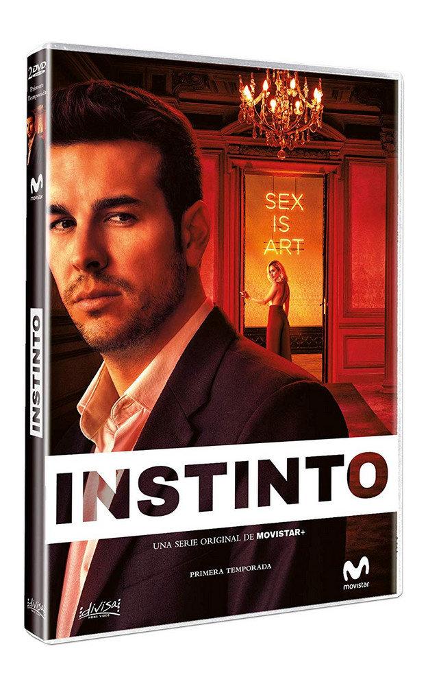 Instinto 1ª temporada 2 dvd