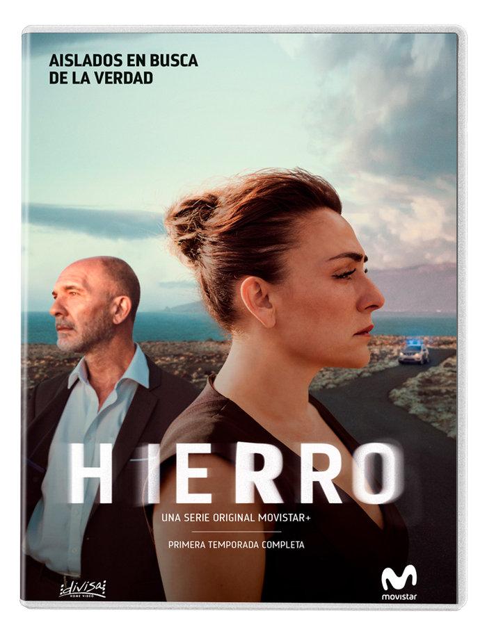 Hierro 1ª temporada 3 dvd