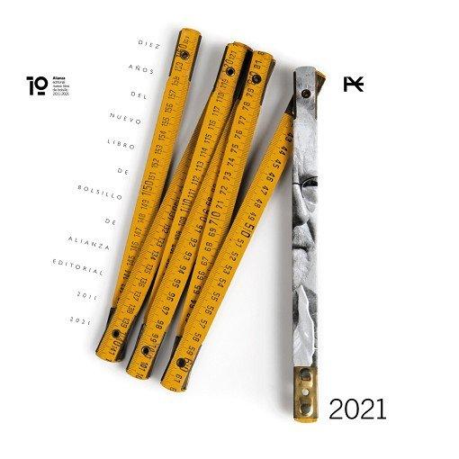 Calendario 10 aniversario 2021