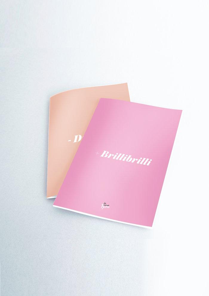 Pack 2 cuadernos cosidos lvr metalizados