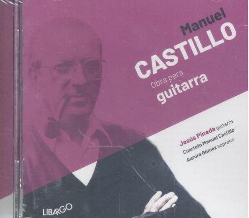 Album cd obra para guitarra