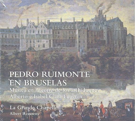 Pedro ruimonte en bruselas cd