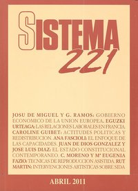 Sistema 215/216 mayo 2010 cultura arte e industria