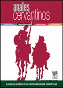 Anales cervantinos vol xlvii
