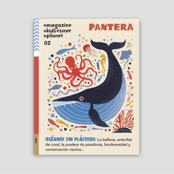 Pantera 5 mundo vegetal
