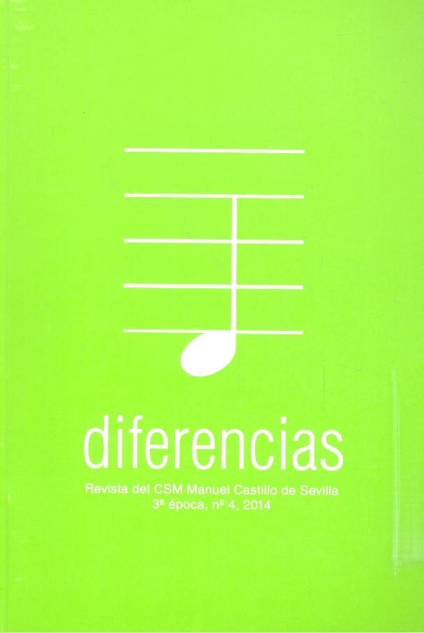 Revista diferencias 4 2014