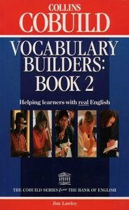 Cobuild vocabulary builders book 2