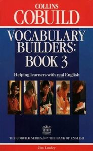 Cobuild vocabulary builders book 3