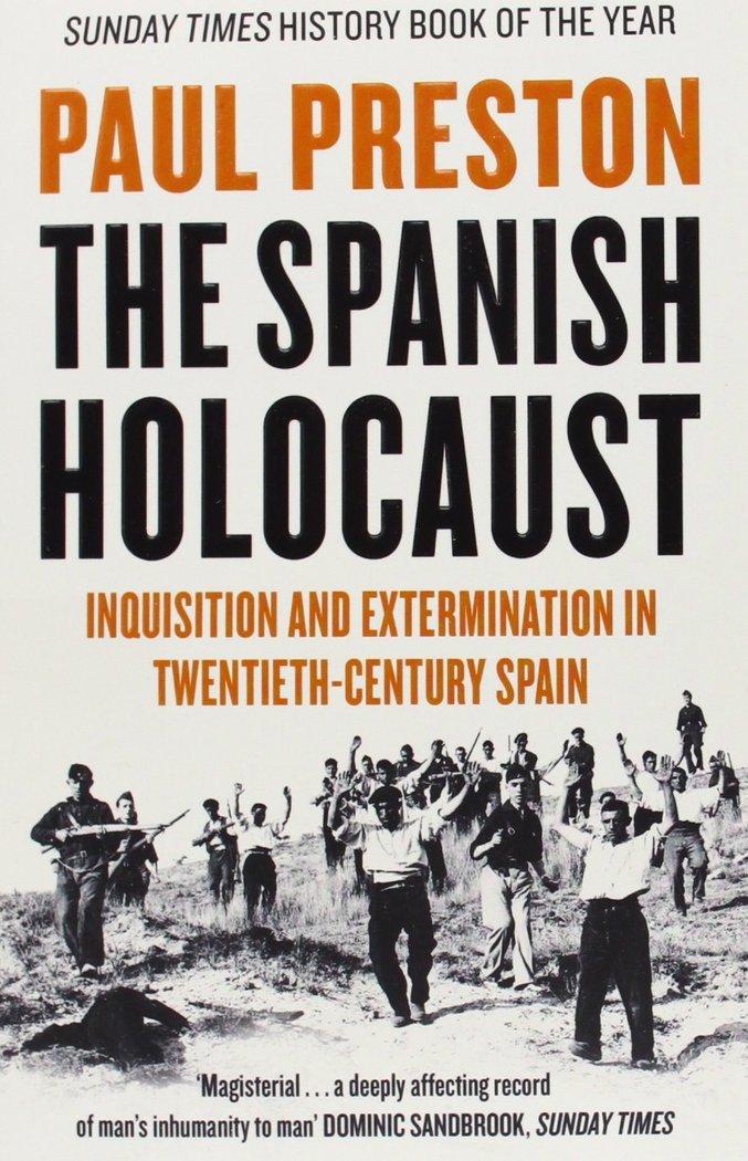 Spanish holocaust,the