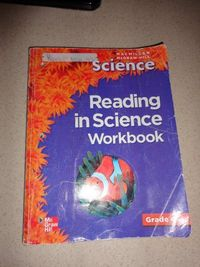 Science ell gr 4 worbook