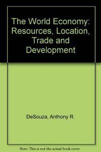 World economy resources